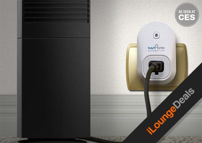 Daily Deal: Bayit Smart Wi-Fi Socket, $39.99