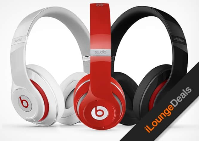 Daily Deal: Enter to win a pair of wireless Beats studio headphones