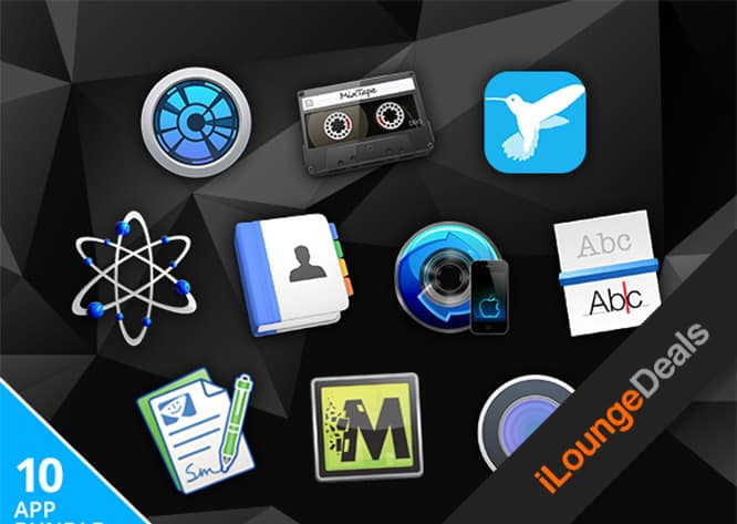 Daily Deal: The Black Friday Mac Bundle