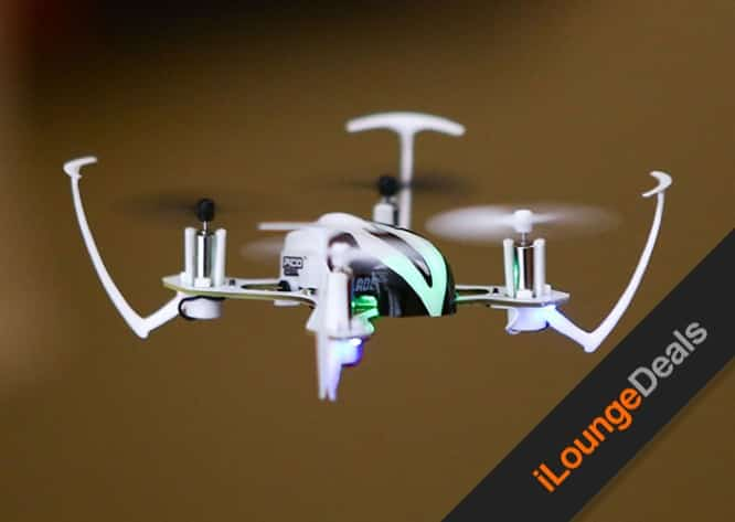 Daily Deal: Get the amazing Double Flip Blade Pico Drone for Only $49.99