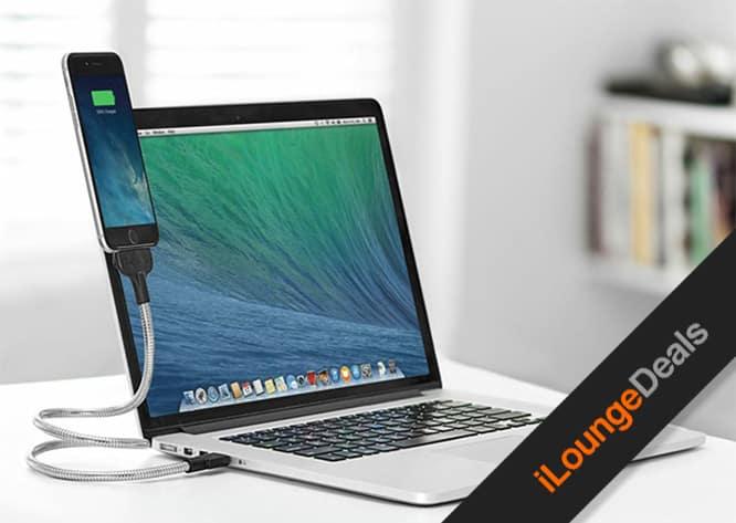 Daily Deal: Bobine Ultra-Flexible iPhone 6 / 6+ Dock