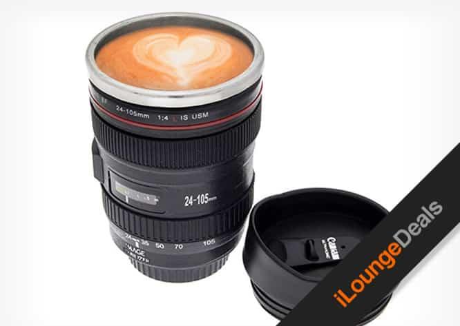 Daily Deal: The Camera Lens Mug, only $19.99