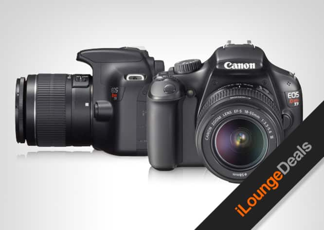 Daily Deal: The Canon DSLR Giveaway