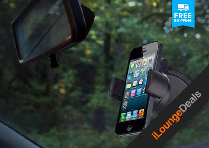 Daily Deal: Adjustable Universal Car Mount, $14