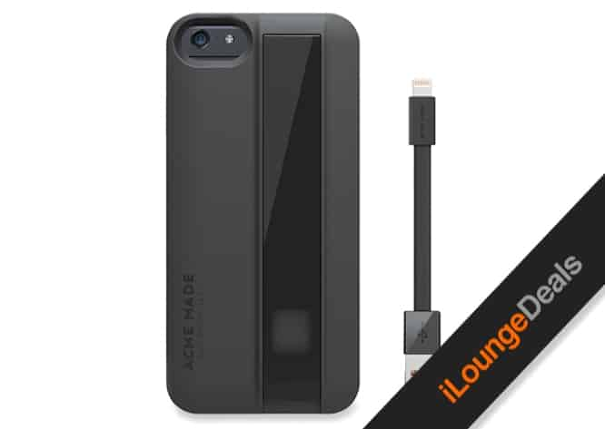 Daily Deal: 'Charge' iPhone Case w/ Lightning Cable