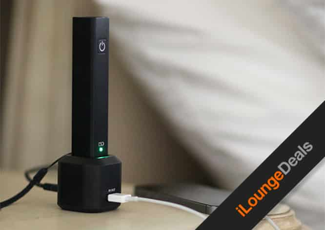 Daily Deal: ChargeLight Flashlight & Charger