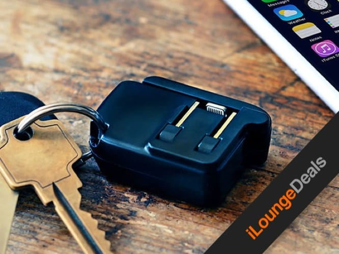 Daily Deal: Chargerito —The World's Smallest iPhone Charger