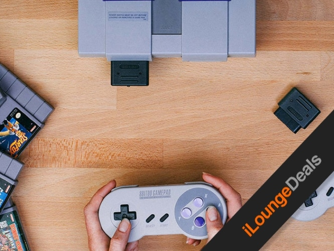 Daily Deal: The Complete SNES Bluetooth Controller Kit