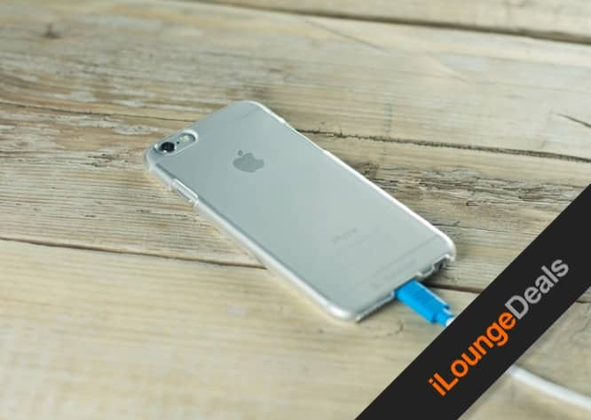 Daily Deal: The Crystal Clear iPhone 6 Case Bundle, $9.99