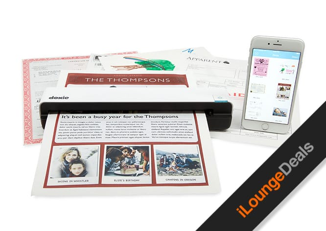Daily Deal: Doxie Go Wi-Fi Scanner
