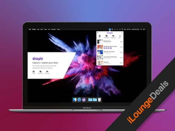 Daily Deal: Droplr Pro Lifetime License