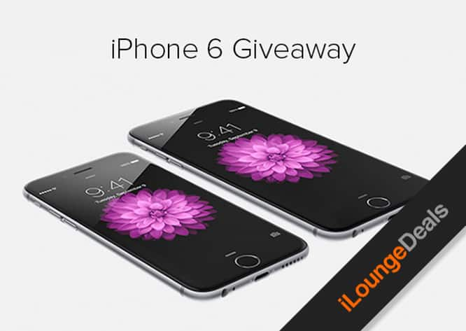 Daily Deal: The Epic iPhone 6 Giveaway!