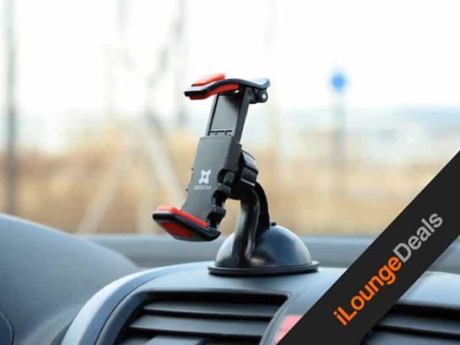 Daily Deal: ExoMount Universal Smartphone Car Mounts
