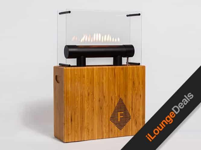 Daily Deal: Fireside Audiobox Bluetooth Speaker