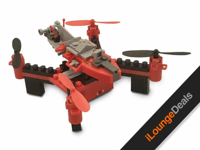 Daily Deal: Force Flyers DIY Building Block Drone