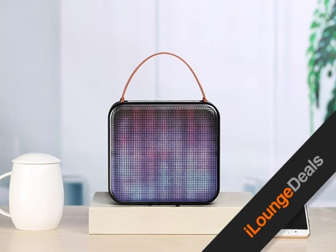 Daily Deal: FRESHeCOLOR Bluetooth Portable Speaker