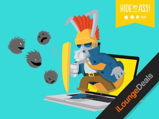 Daily Deal: HideMyAss! VPN, 2-year Subscription