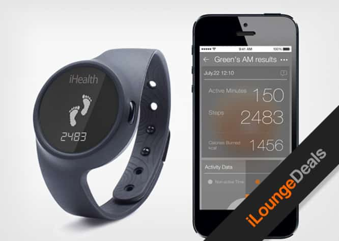 Daily Deal: Stay Healthy with iHealth's Wireless Activity & Sleep Tracker for only $39.99