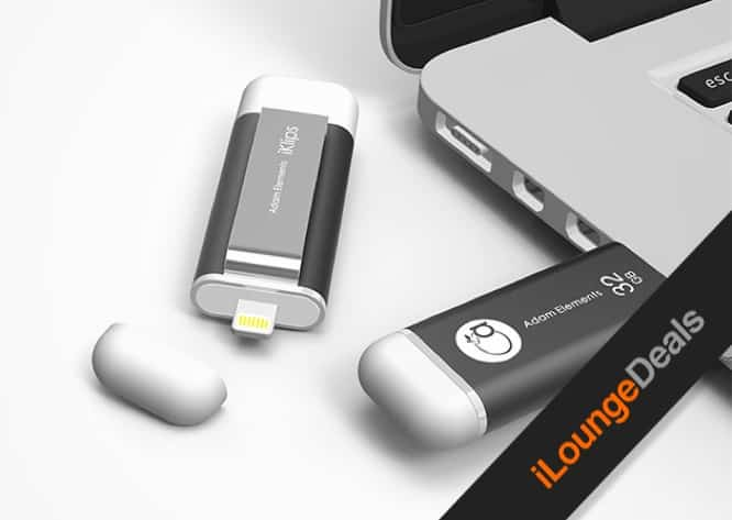 Daily Deal: iKlips iOS Flash Drive