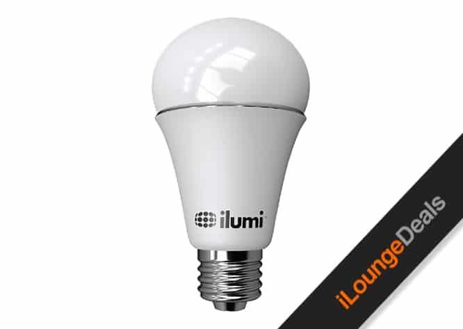 Daily Deal: ilumi LED Smartbulb