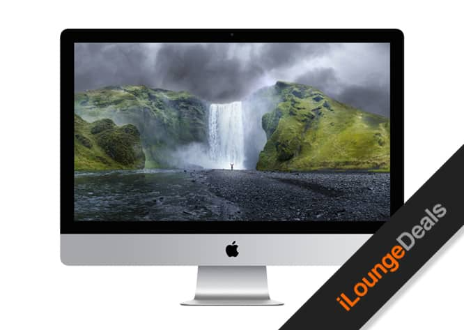 Daily Deal: The iMac with Retina 5k Giveaway