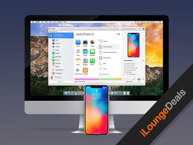 Daily Deal: iMazing 2 Universal License