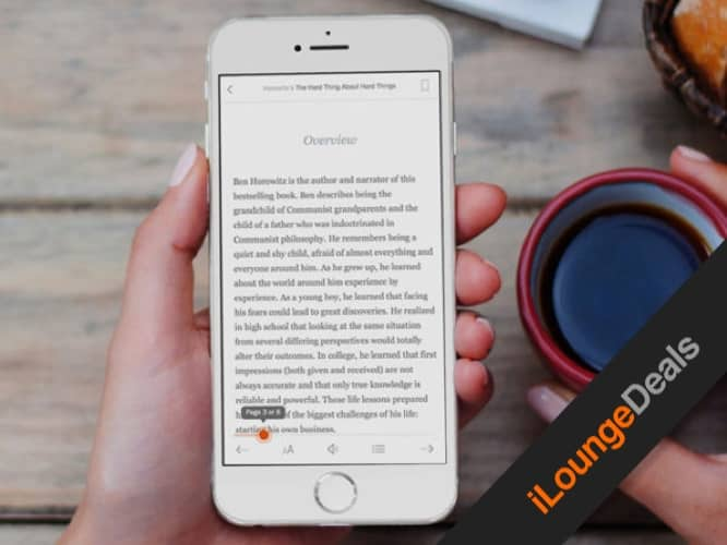 Daily Deal: Last Chance to get a Lifetime Subscription to Instaread