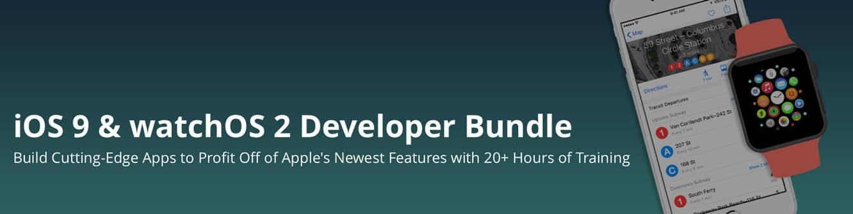 Daily Deal: iOS 9 & watchOS 2 Developer Bundle