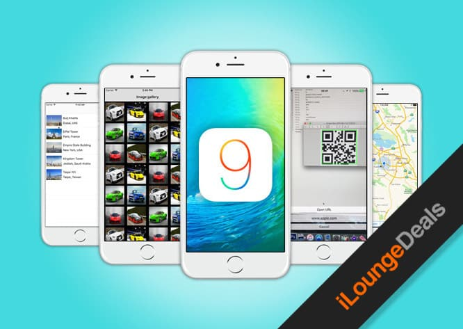 Daily Deal: Build 20 Apps – iOS 9 & Xcode 7 Guide