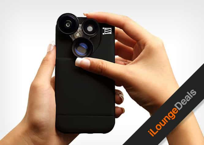 Daily Deal: Get the iZZi Slim 4-in-1 Lens Kit for iPhone, only $95