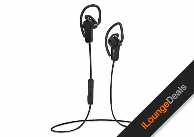 Daily Deal: Jarv Nmotion PRO Bluetooth Earbuds