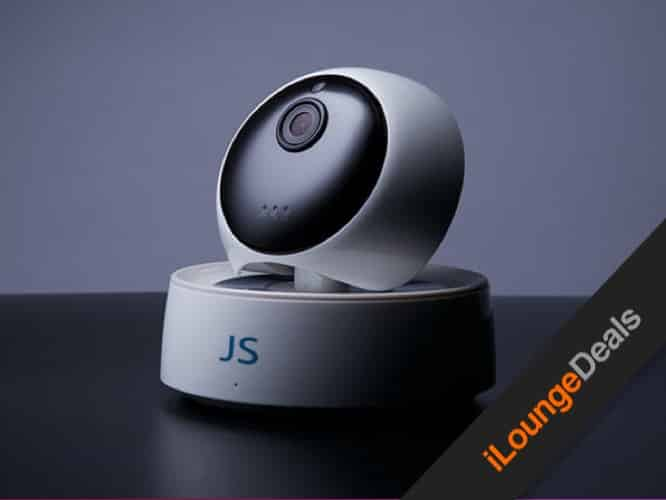 Daily Deal: JS Innovations WiFi Smart Home Security Cameras