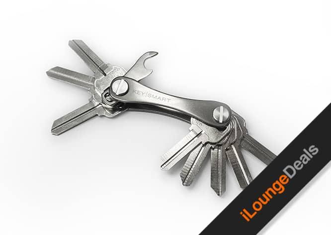 Daily Deal: KeySmart 2.0 Titanium Key Organizer