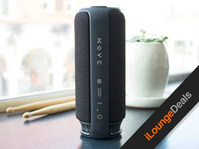 Daily Deal: Kove Commuter Wireless Speaker