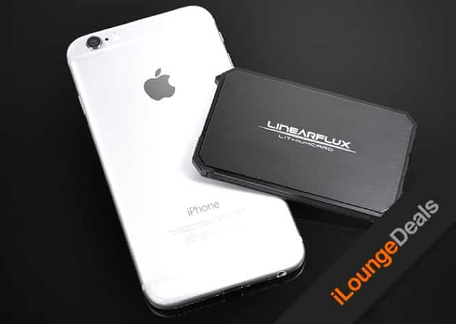 Daily Deal: Get LithiumCard Air, the wallet-sized HyperCharging Power Bank, for only $39.99