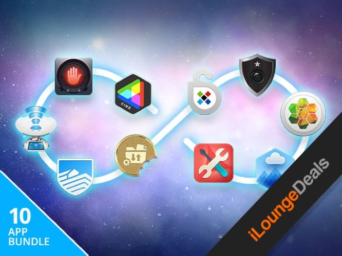 Daily Deal: The World's First Lifetime Mac Bundle