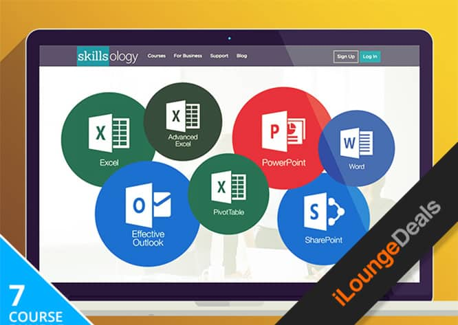 Daily Deal: Save 96% on The Microsoft Office Mastery Bundle