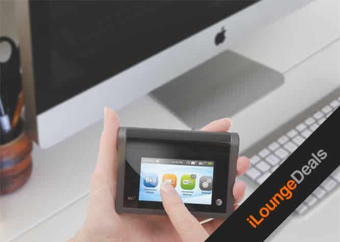 Daily Deal: 50% off MiFi 2 Global Touchscreen Hotspot