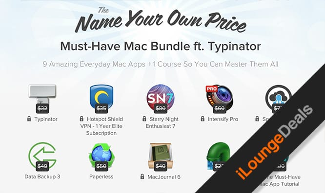 Daily Deal: The Name-Your-Own-Price Must-Have Mac Bundle