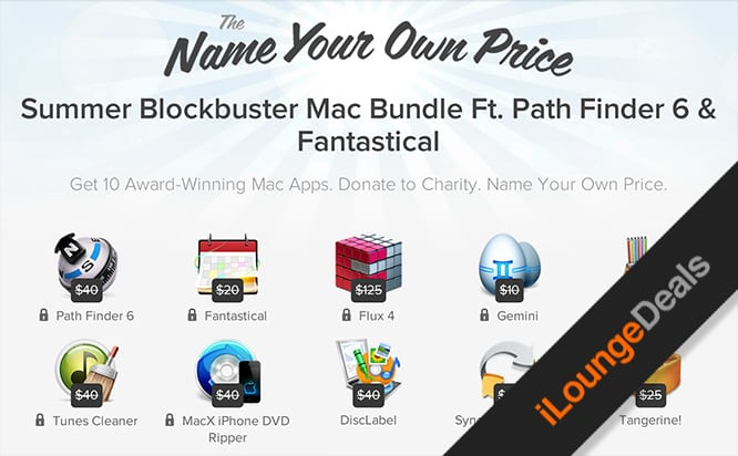 Daily Deal: Only one day left to get The Name Your Own Price Summer Mac Bundle