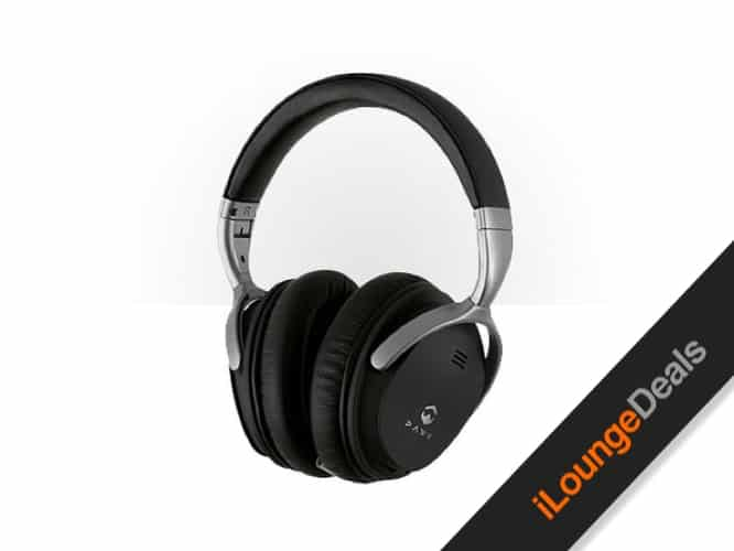 Daily Deal: Paww WaveSound 2.1 Low Latency Bluetooth 4.2 Over Ear Headphones