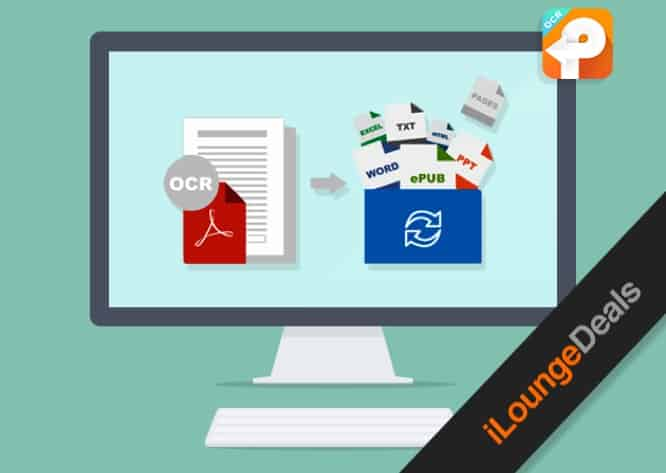 Daily Deal: PDFConverterOCR for Mac