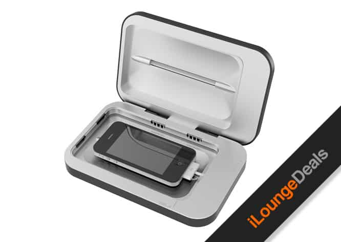 Daily Deal: PhoneSoap Sanitizing Charger