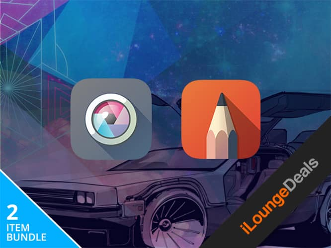 Daily Deal: Pixlr Pro & SketchBook Pro, 1-Yr Subscription