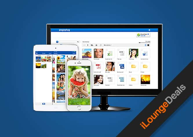Daily Deal: Pogoplug Pro Remote Access Lifetime Subscription