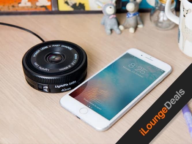 Daily Deal: Power Lens Qi Charging Pad