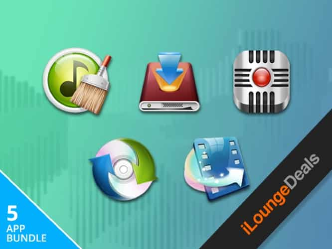 Daily Deal: Pay What You Want Leawo Media-Pro Mac Bundle