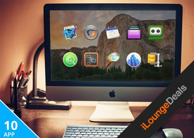 Daily Deal: Pay What You Want Mac Power User Bundle