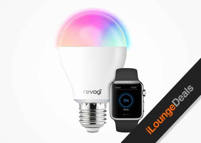 Daily Deal: Revogi Smart Bluetooth LED Bulb