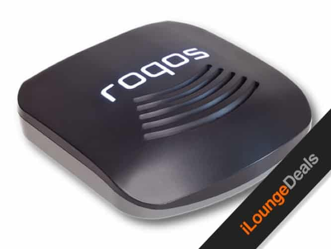 Daily Deal: Roqos Core Firewall Router + Free Month of VPN Service